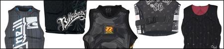 Wakeboard Vests by Oneill, Jet Pilot, Billabong, Gooru